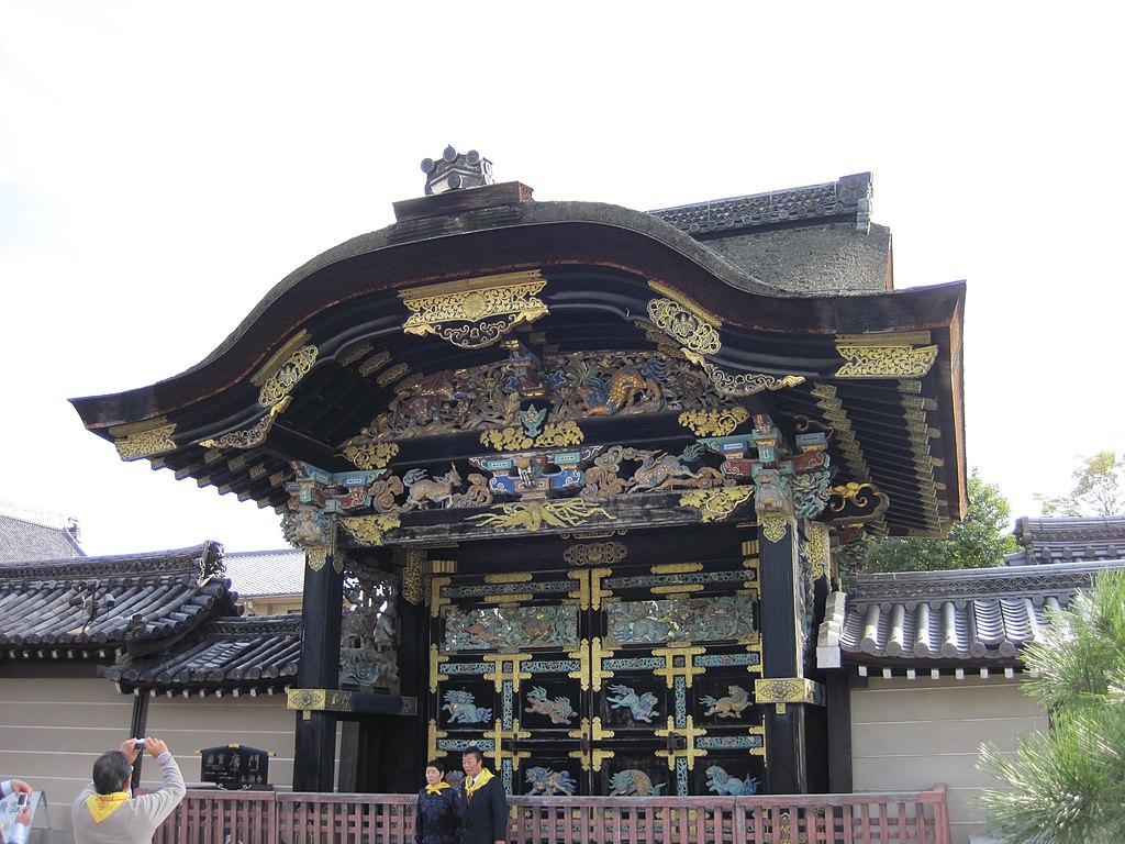 1 1024px-Hongan-ji_National_Treasure_World_heritage_Kyoto_国宝・世界遺産_本願寺_京都417.jpg