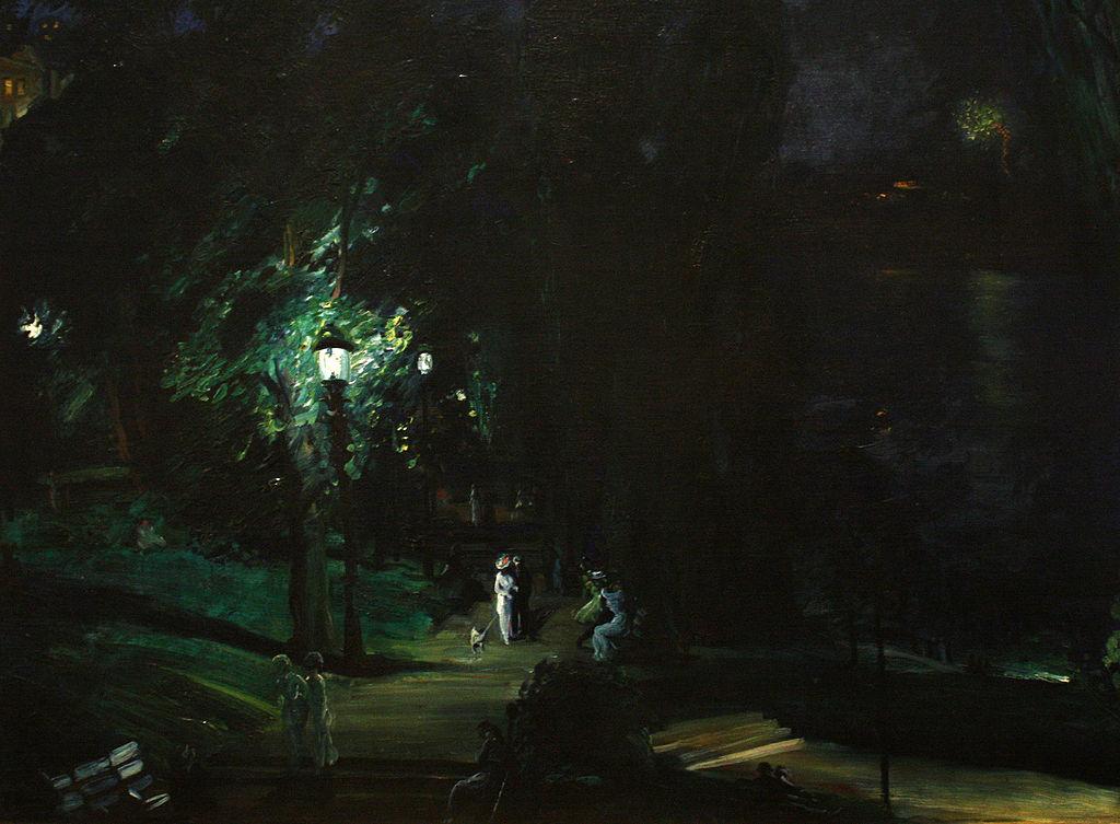 1024px-George_Wesley_Bellows_-_Summer_Night,_Riverside_Drive_(1909).jpg