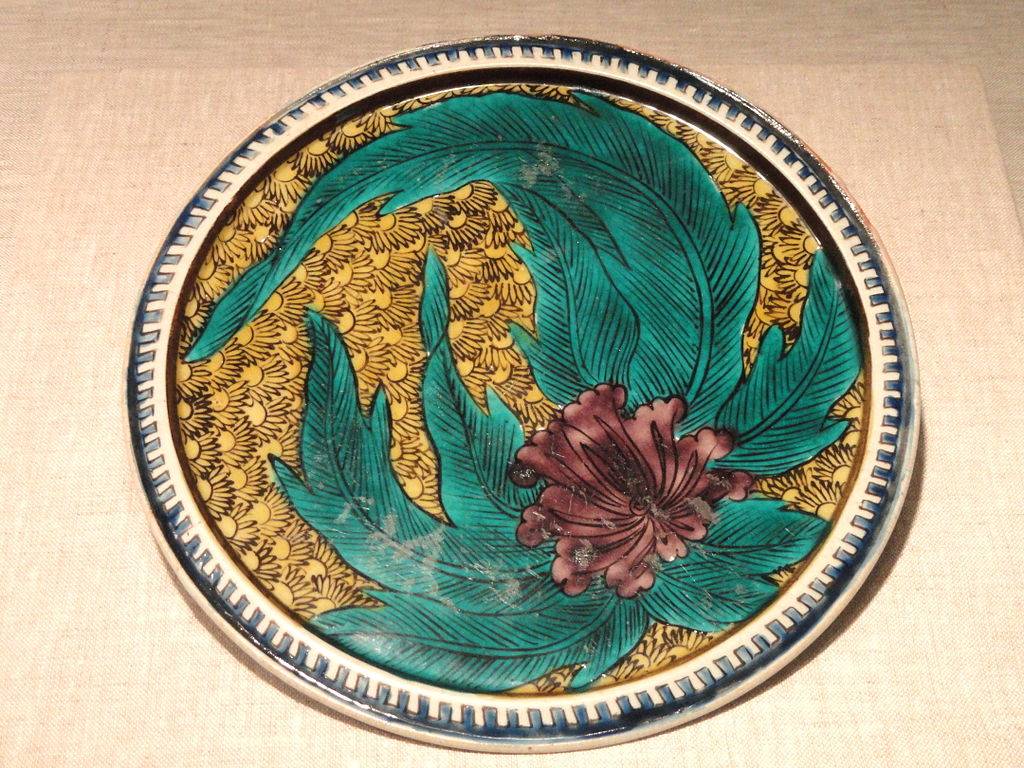 1024px-Kutani-Ware_Plate,_late_17th_century,_Japan,_porcelain_with_enamel_.JPG