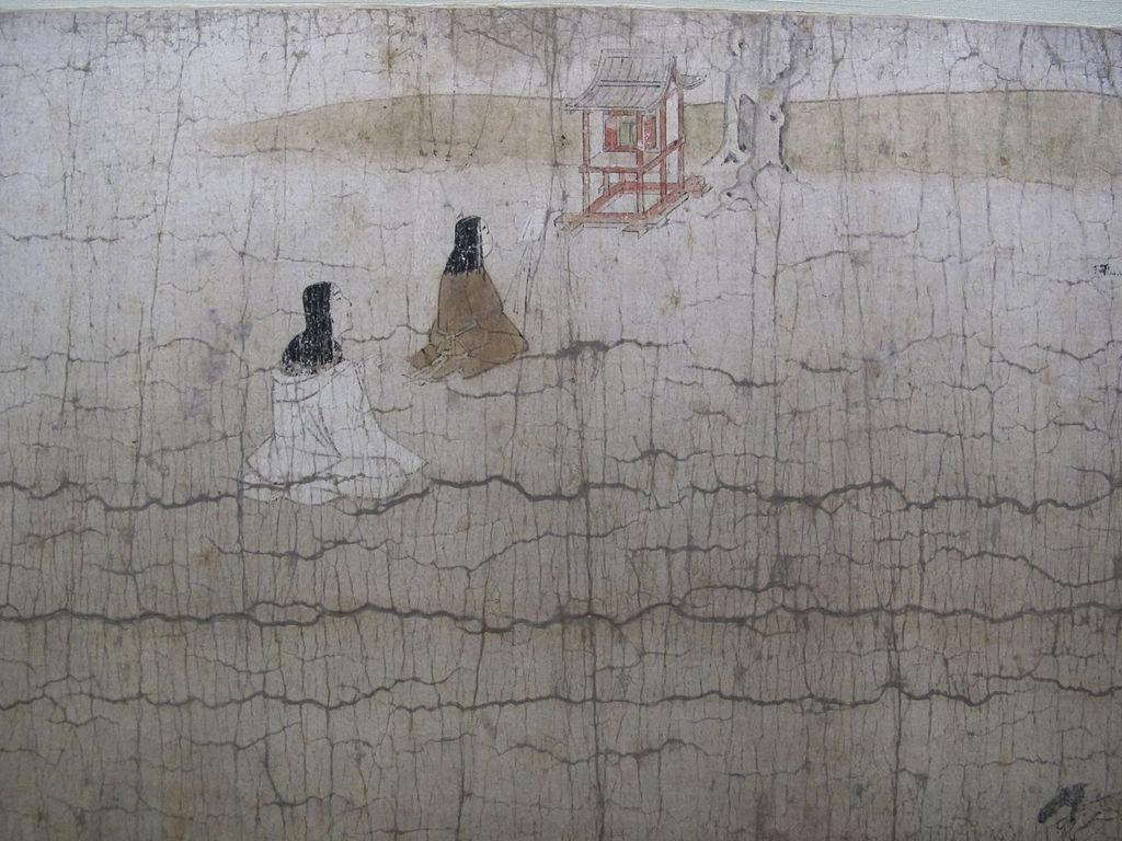 1024px-Periodo_kamakura,_rotolo_2_su_origine_del_tempio_kitano_tenjin,_XIII_sec,_01.JPG