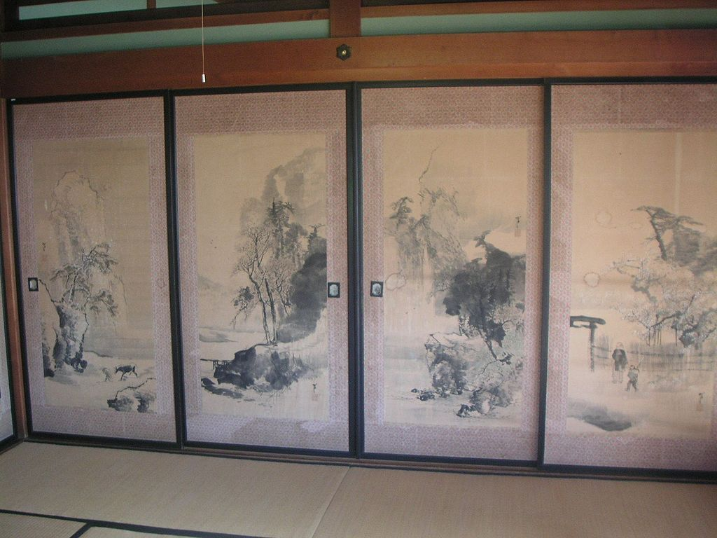 1024px-Shayokan_Osamu_Dazai_Memorial_Hall_-_Doors_to_Shayō.jpg