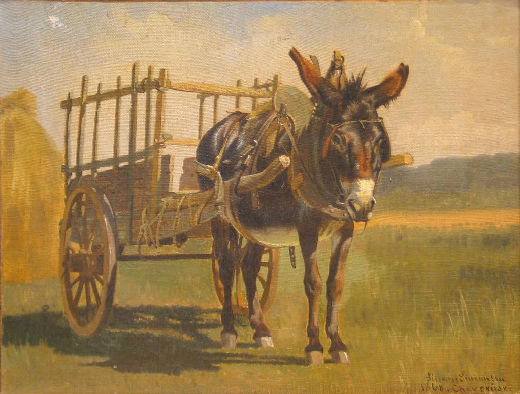 1024px-Simon_Simonsen_-_Æselkærre_-_1868.png