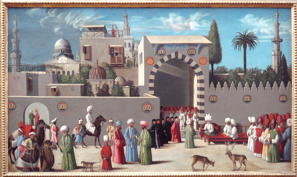 1024px-Venetian_embassy_to_the_Mamluks_in_Damascus_in_1511_workshop_of_Giovanni_Bellini.jpg