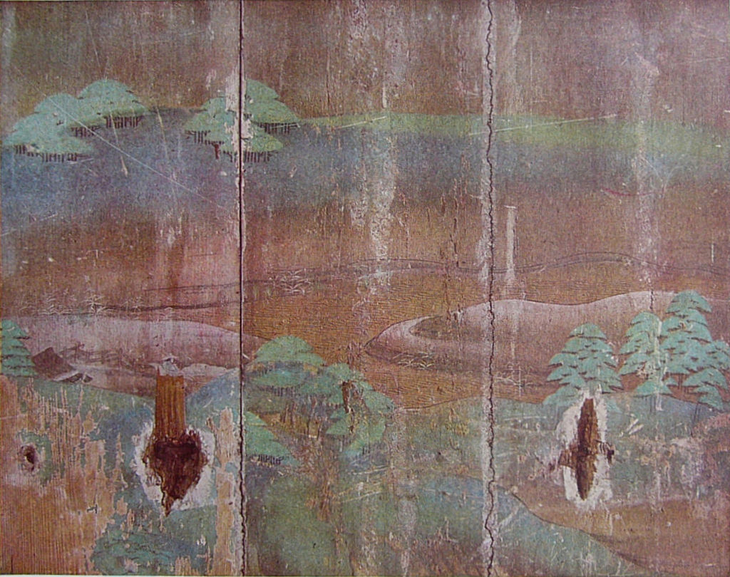 1053Byodoin_Wall_Paintings_CHUHIN-JYOSEI_East2.JPG