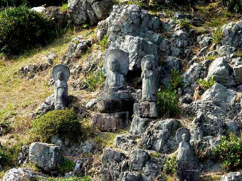 106.Эйхо-дзи. Боннонган, статуя Будды.jpg