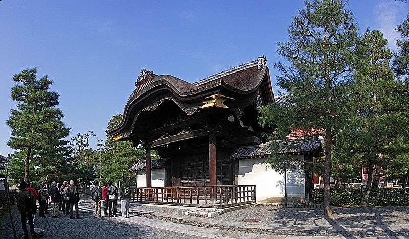 109.Дайтоку-дзи.Ворота тёкусимон.jpg