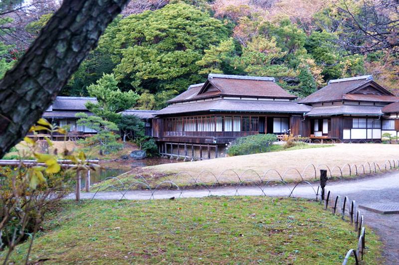 11.Строения виллы Токугава Ёринобу.jpg