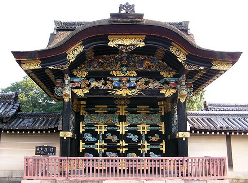 116.Дайтоку-дзи.Ворота карамон.jpg