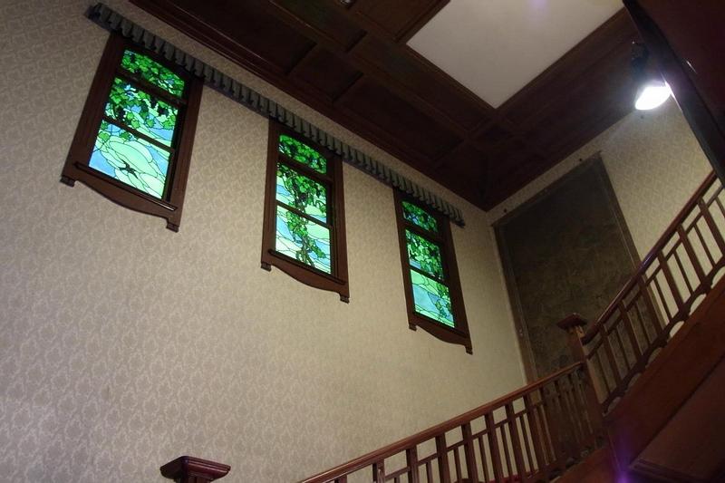 117.Имение семьи Мацумото.Европейский дом, витраж 2.jpg