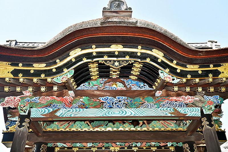 118.Дайтоку-дзи.Ворота карамон.jpg