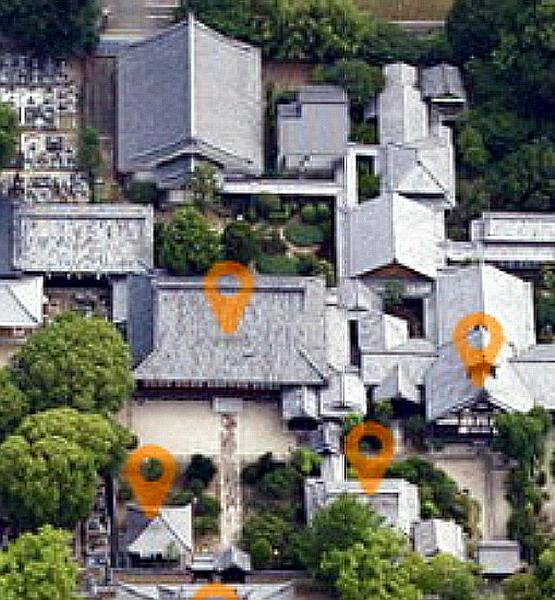 12.Сёфуку-дзи.Внутренний садик.jpg