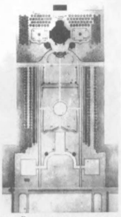 121План партерной части (1950 г.).jpg