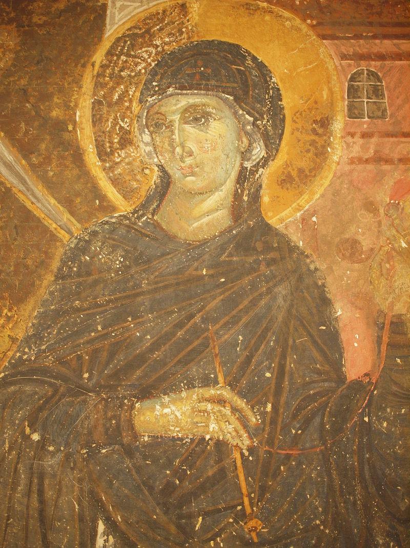 1228 милешевоAnnunciation_Mileševa_Monastery.JPG