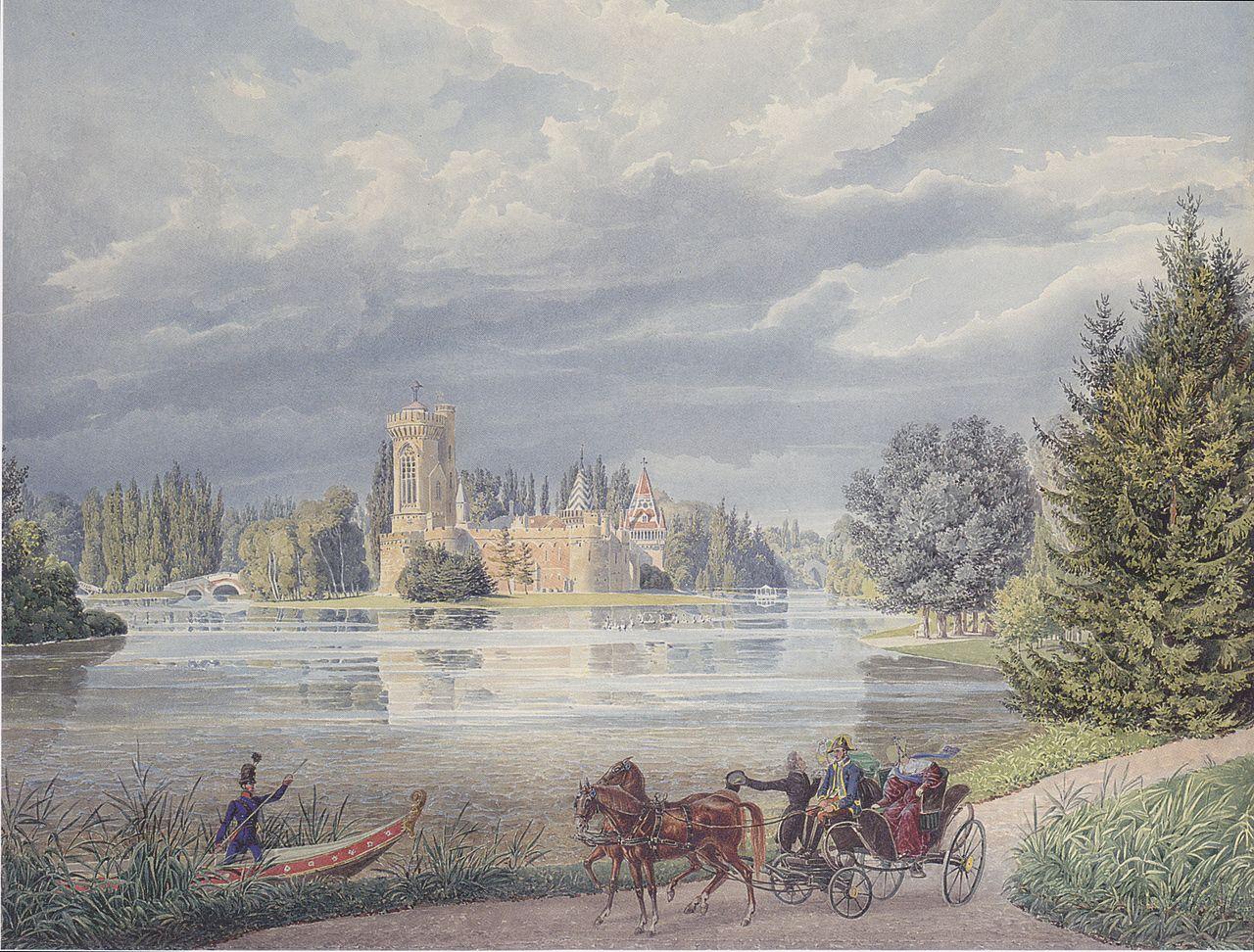 1280px-Eduard_Gurk_-_Blick_auf_Schloss_und_Park_Laxenburg_bei_Wien_-_ca_1838.jpeg