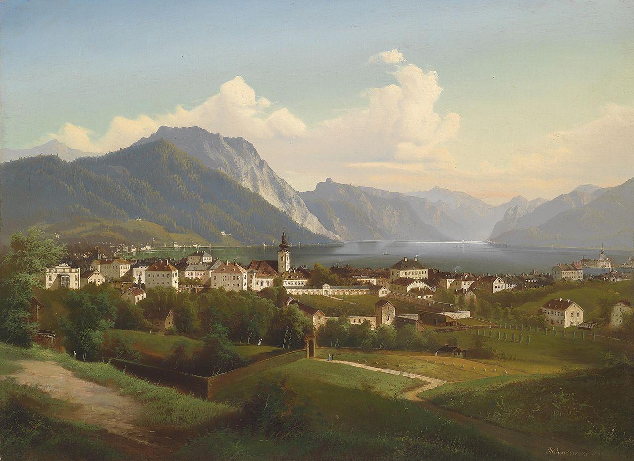 1280px-J_Wilhelm_Jankowsky_Blick_auf_Gmunden_mit_Schloss_Orth_1860.jpg