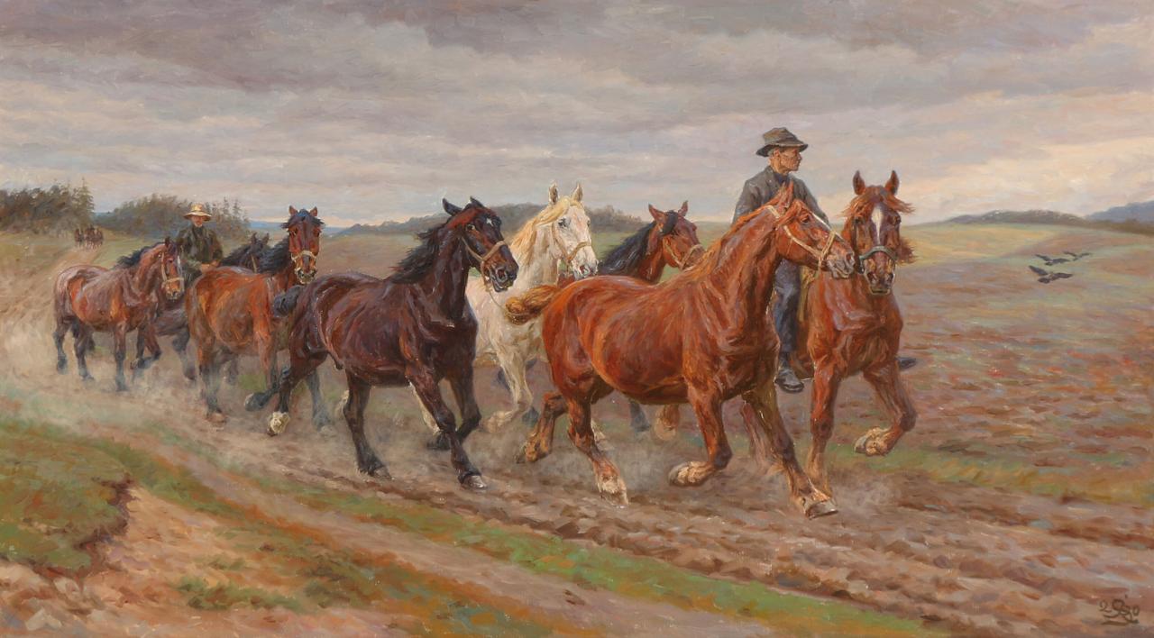 1280px-Johannes_Resen_Steenstrup_-_Heste_rides_fra_Hjallerup_Marked_-_1920.png