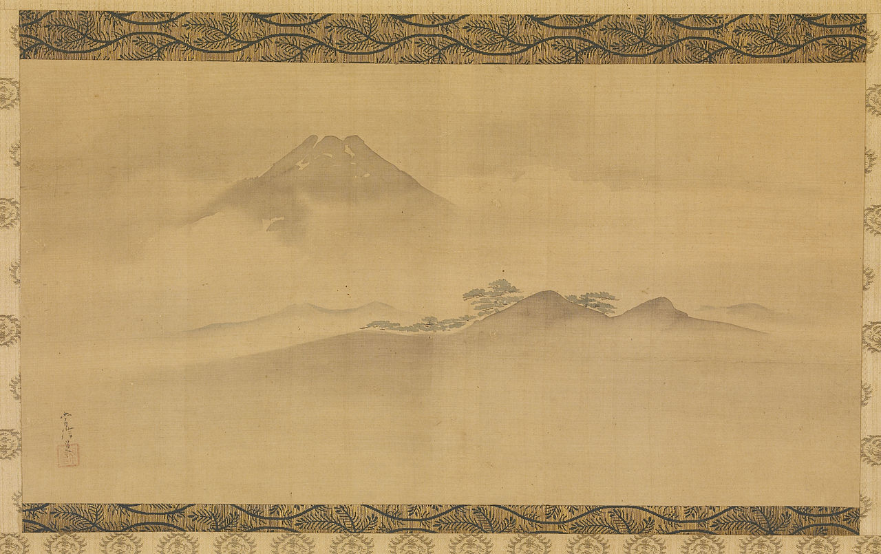 1280px-Kano_Tsunenobu_-_Mount_Fuji_in_the_Summer_-_Walters_35204.jpg