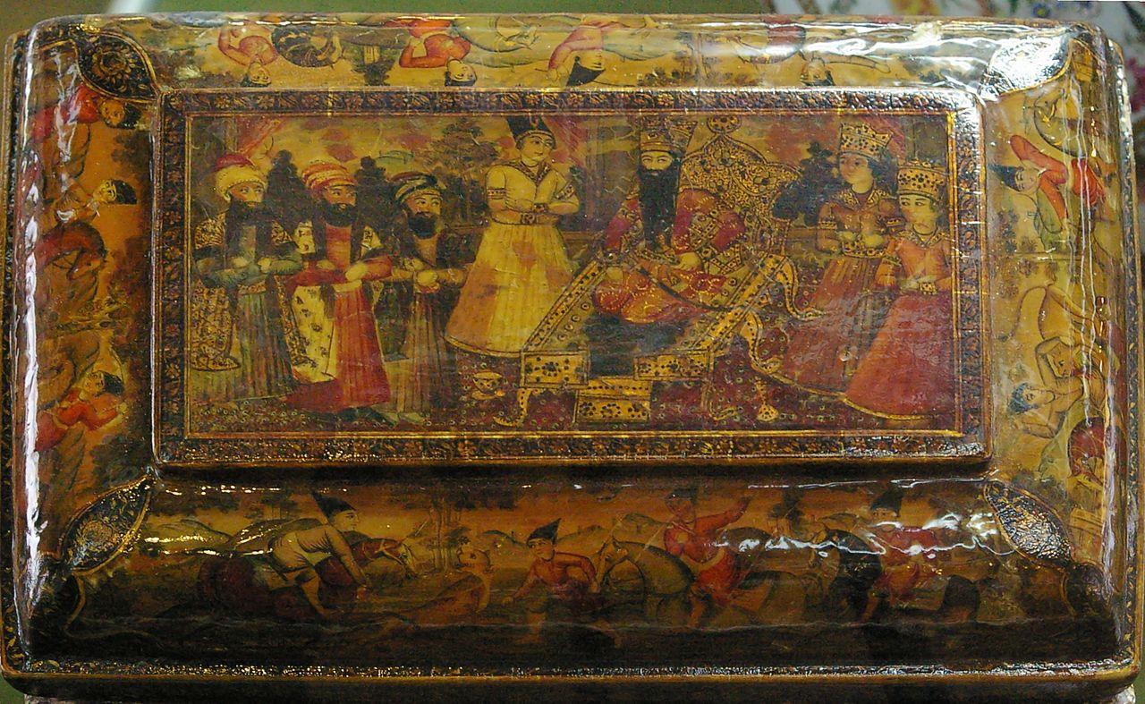 1280px-Qajar_wooden_box_tabriz_museum.JPG