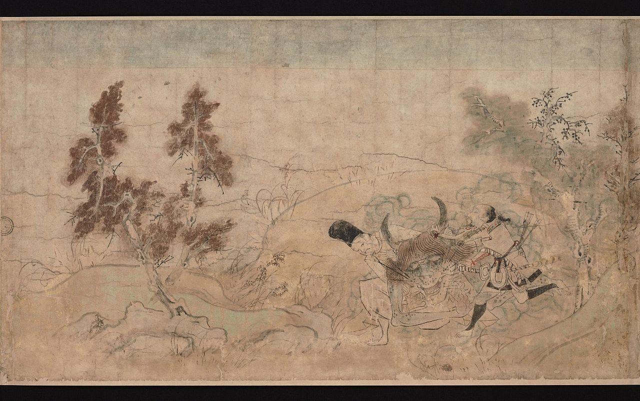 1280px-Tsuchigumo_no_soshi_emaki_-_Kamakura_-_part_12.jpg
