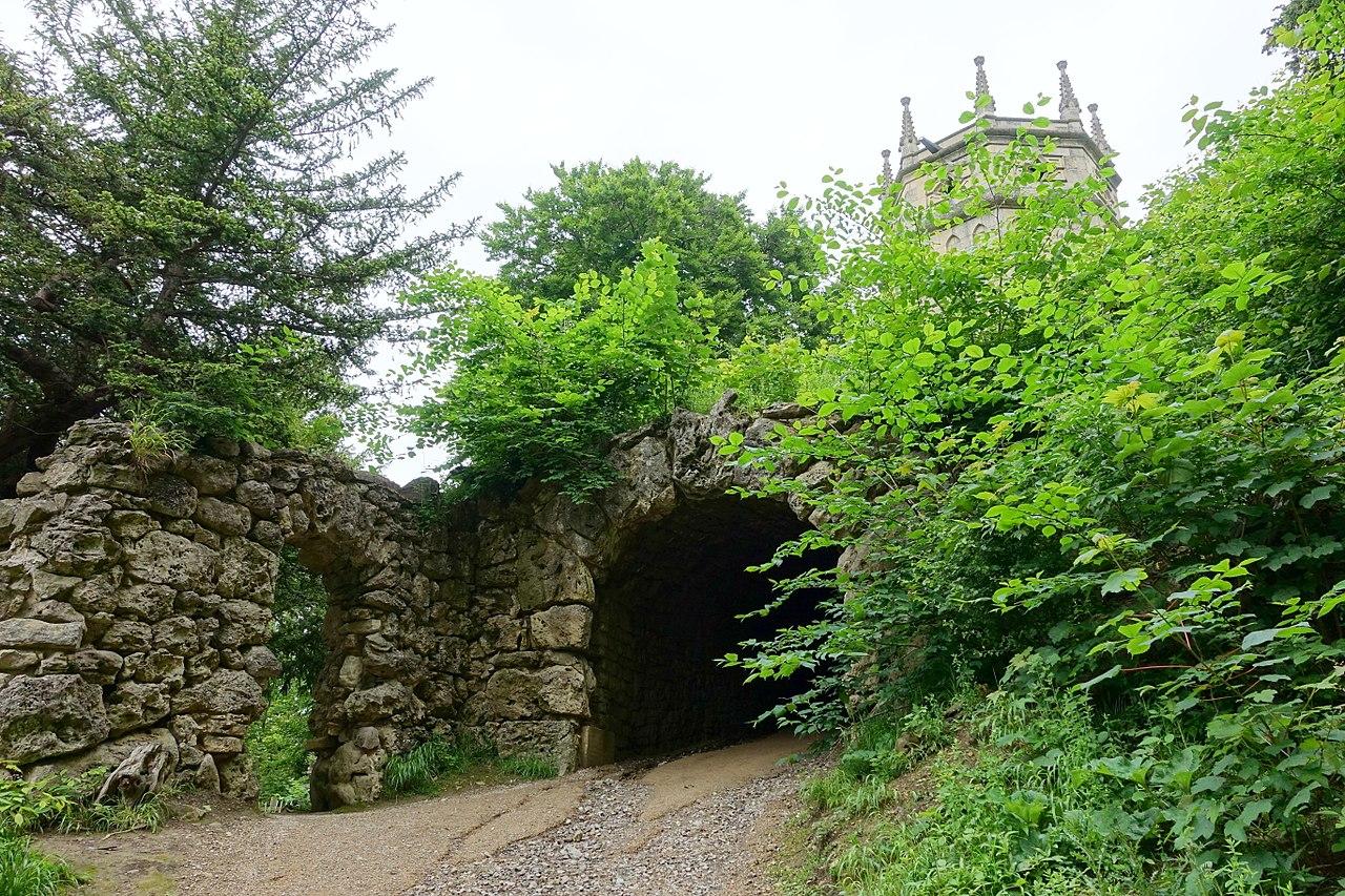 1280px-Tunnel,_Studley_Royal_Park_-_North_Yorkshire,_England_-_DSC00880.jpg