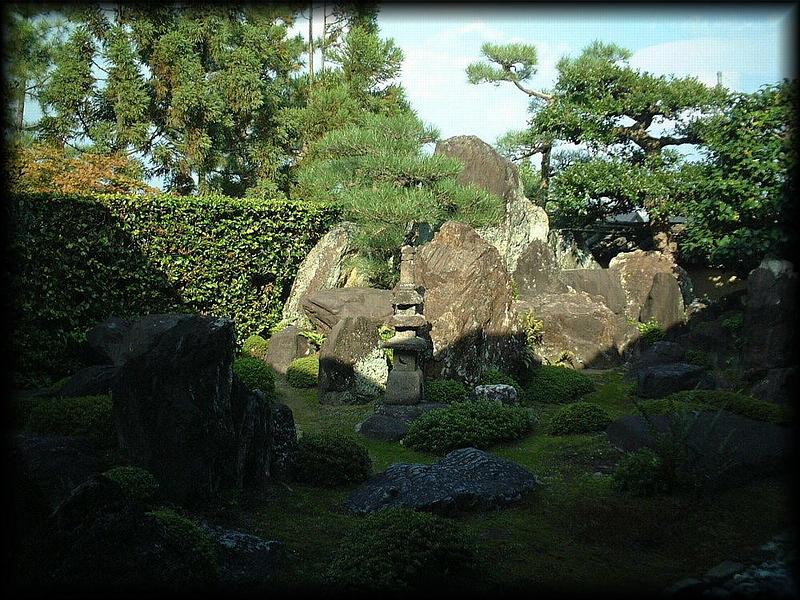 129.Дайтоку-дзи.Ходзё,Северный сад.jpg