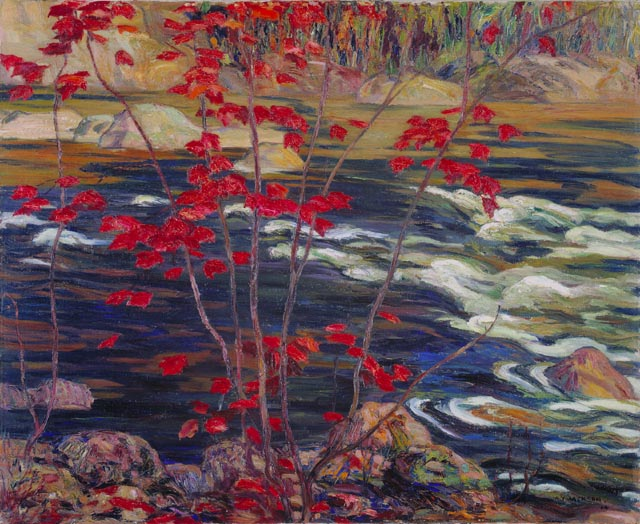 1334360745-Alexander Young-Jackson-Red-Maple-Paper-Print.jpeg