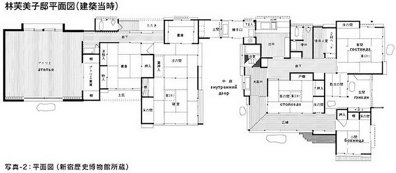 137.Хаяси Фумико. План дома.jpg