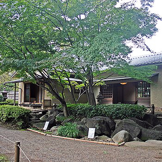 138.Оотагуро Мотоо. Главный дом.jpg