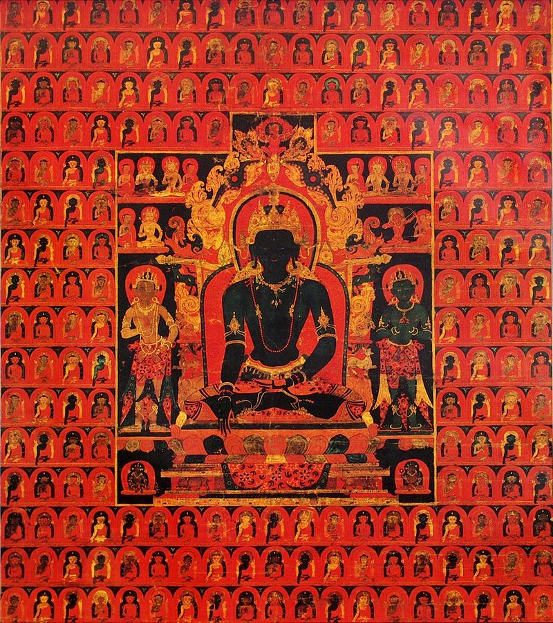 '13The_Dhyani_Buddha_Akshobhya',_Tibetan_thangka,_late_13th_century,_Honolulu_Academy_of_Arts.jpg