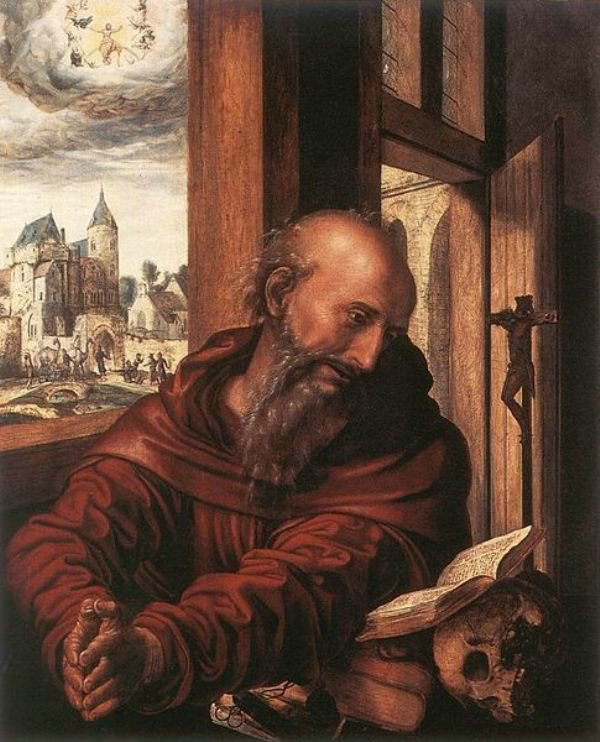 14 Ян ван Хемессен первая половина XVI века.jpg