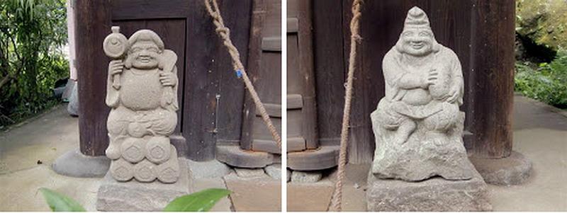 144.Дзуйсэн-дзи.Храм Дзидзо-до,божества счастья.jpg