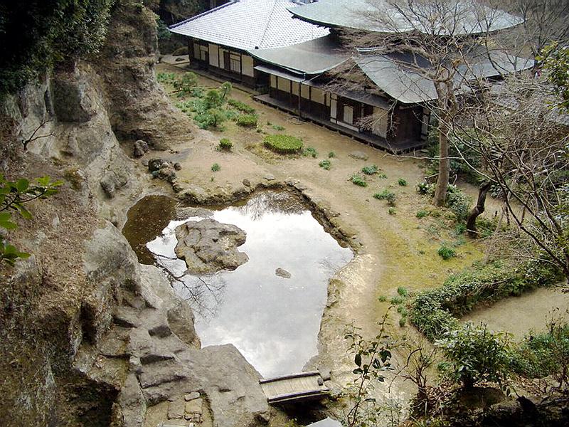 146.Дзуйсэн-дзи.Скальный сад.jpg