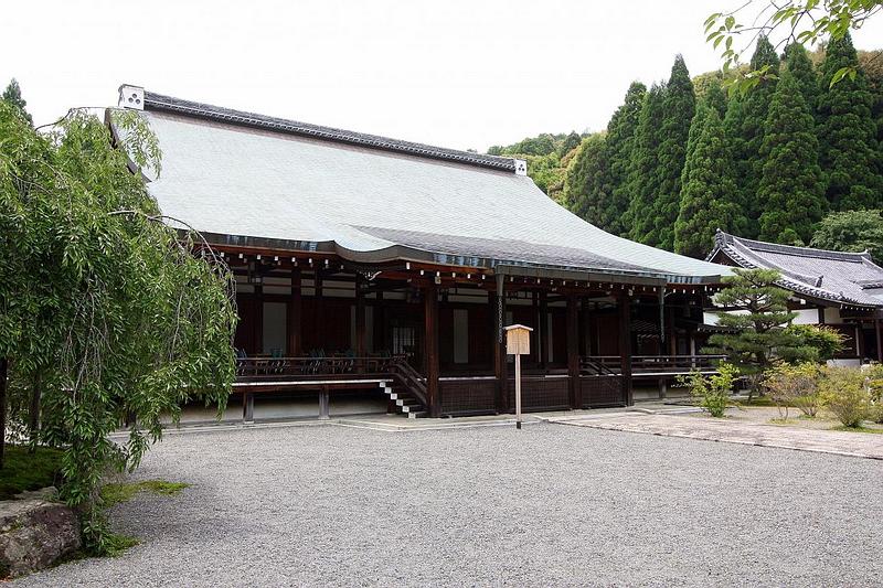 156.Сайхо-дзи.Главный храм.jpg