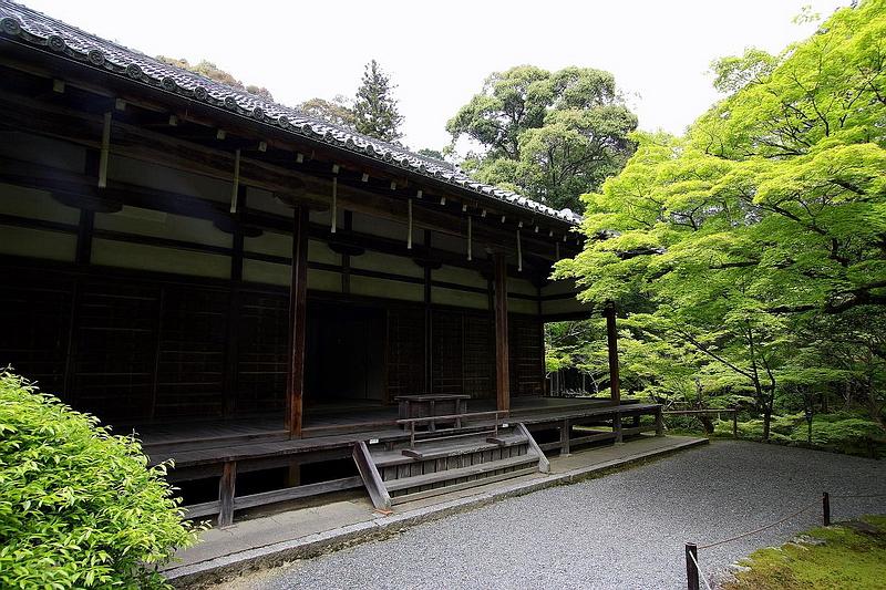 158.Сайхо-дзи.Храм Каннон-до.jpg