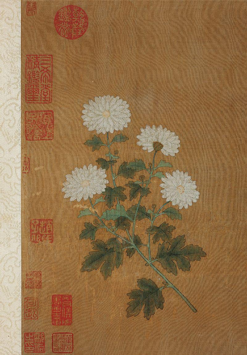 15_Zhao_Mengfu._Ten_Chrisantemums._1300-1310_Section._Sotheby's.jpg