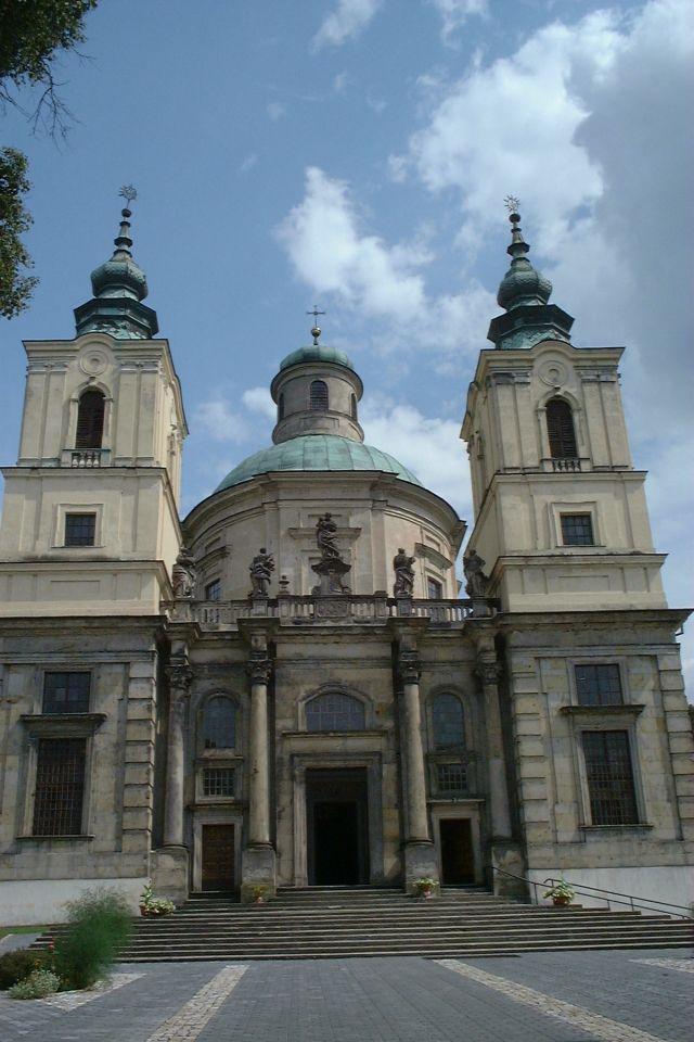 1643-50Poland_Klimontow_-_St.Joseph_church.jpg