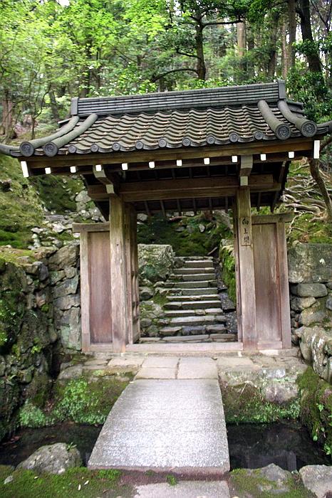 175.Сайхо-дзи.Ворота Кодзёмон.jpg