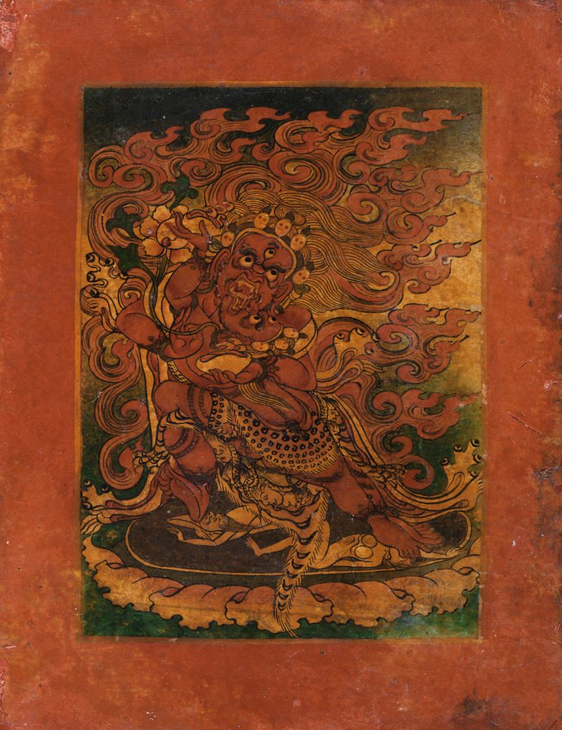 18-19Red_Padmataka_(-)_and_Consort,_Nyingmapa_Buddhist_or_Bon_R.jpg