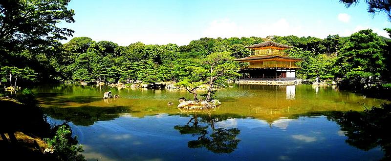 188.Кинкаку-дзи.Золотой павильон.jpg
