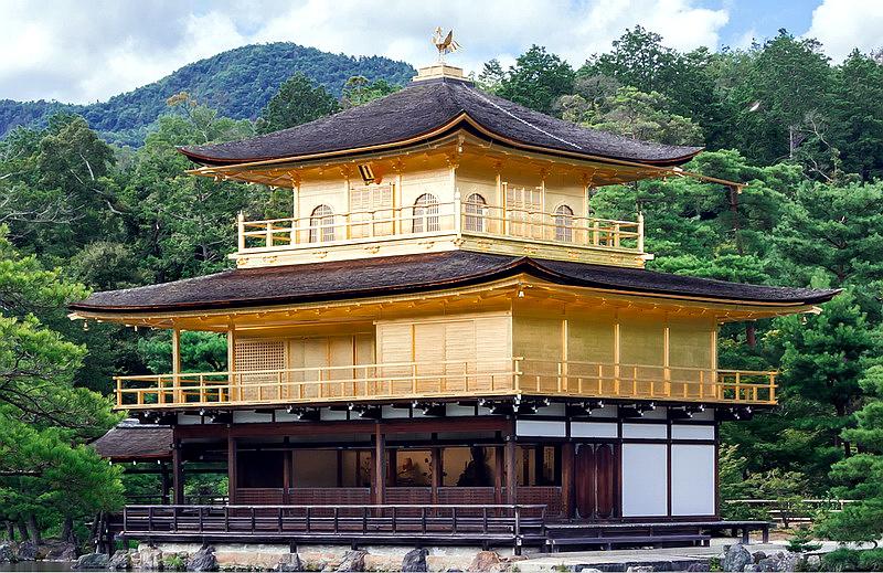 189.Кинкаку-дзи.Золотой павильон.jpg
