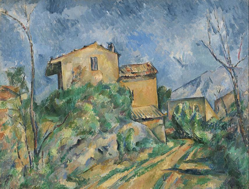 1895 Paul-Cézanne-Maison-Maria-with-a-View-of-Château-Noir-1895.jpg