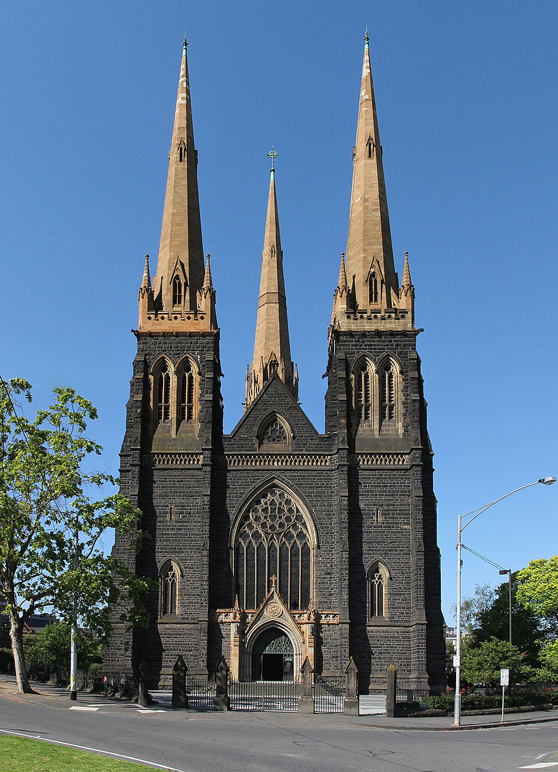 1897 австралSt_Patrick's_Cathedral_(Gothic_Revival_Style).jpg