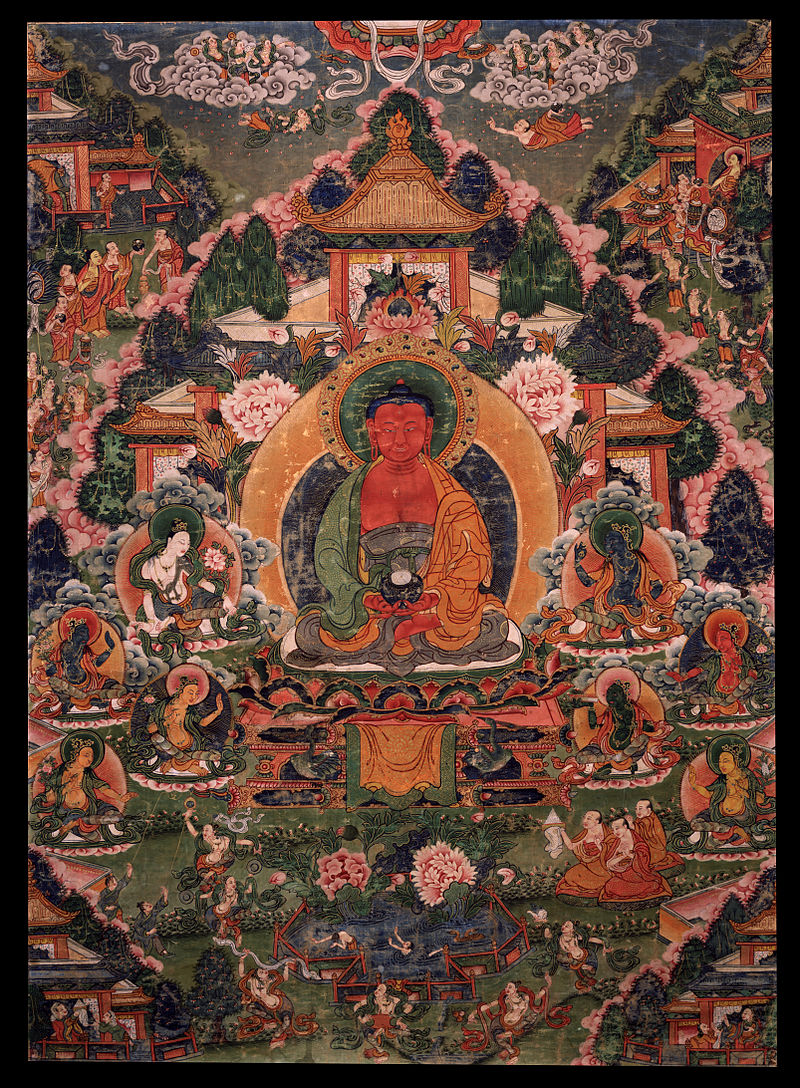 18Buddha_Amitabha_in_His_Pure_Land_of_Suvakti.JPG