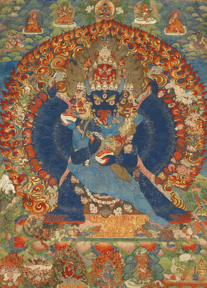18Thangka_Depicting_Vajrabhairava,_ca._1740,_Sotheby\'s.jpg