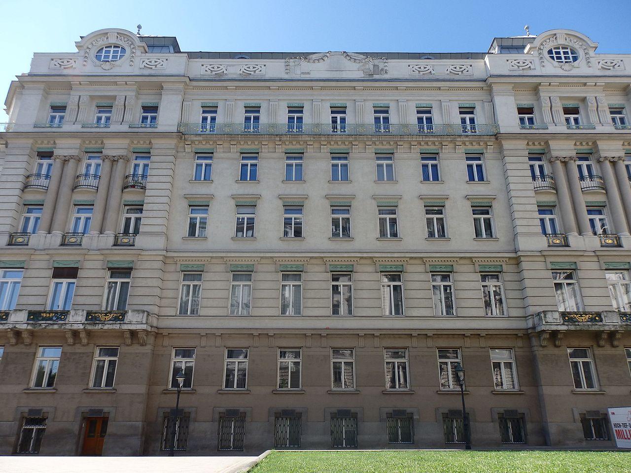 1907 вена клас модернGeorg-Coch-Platz_12.JPG
