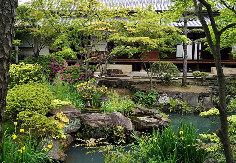 191.Охара Магосабуро. Ручей.jpg