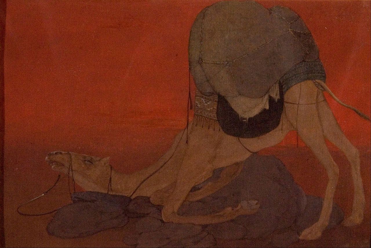 19131280px-Abanindranath_Tagore_-_Journey\'s_End_-_Google_Art_Project.jpg