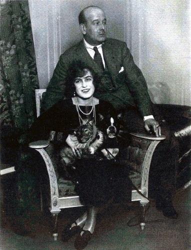 193.Борис Владимирович и Зинаида Рашевская в эмиграции.jpg