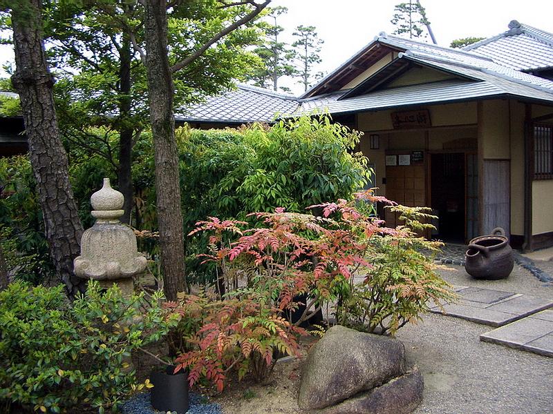 194.Охара Магосабуро. Чайный павильон.JPG