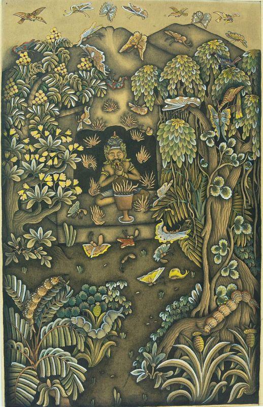 1948CEen_mediterende_priester_omgeven_door_vlinders_en_rupsen_TMnr_3525-6.jpg